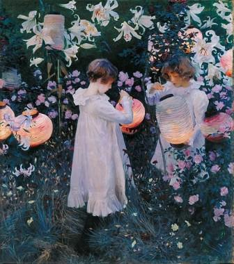 Carnation, Lily, Lily, Rose by John Singer Sargent/Public Domain